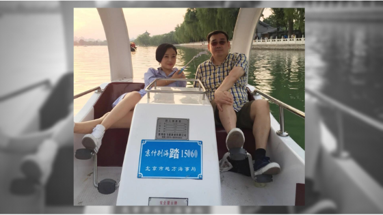 Govt gets tough on China over writer's 'criminal detention'