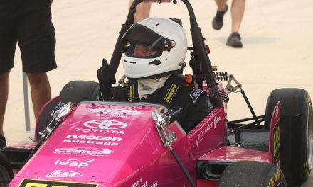 Mixed success for UTS Motorsport at FS-Sydney