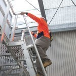 Height Safety Ladders
