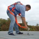 Workplace Access & Safety - Roof anchors