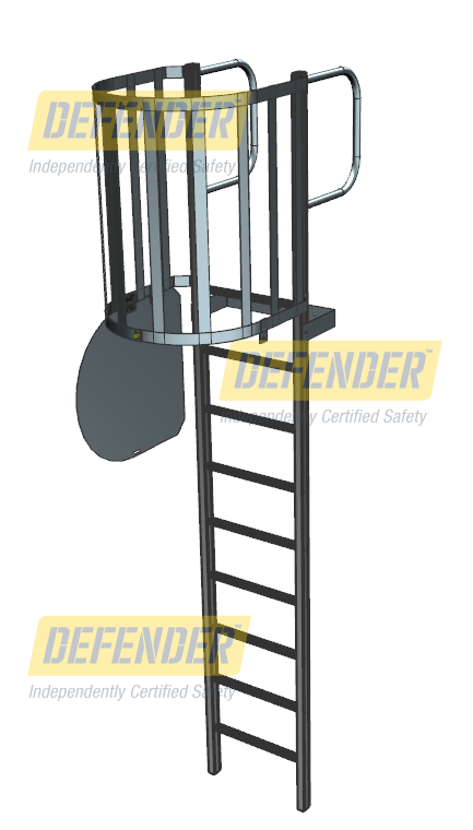 Ladders Platform Ladders Caged Ladders Height Safety