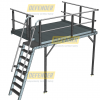 Defender™ Platform with Defender™ Step-Type Ladder
