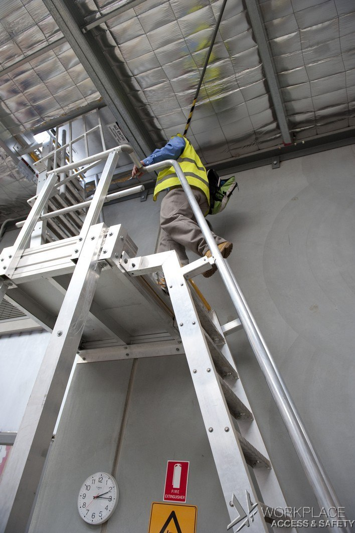 Step Type Ladders Case Study