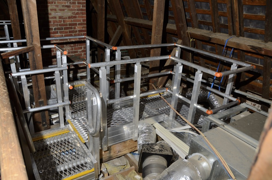 Internal Roof Space Access