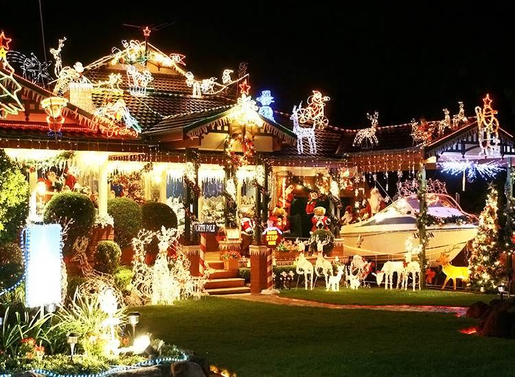 Dazzling Christmas lights in Sydney | True Local Blog