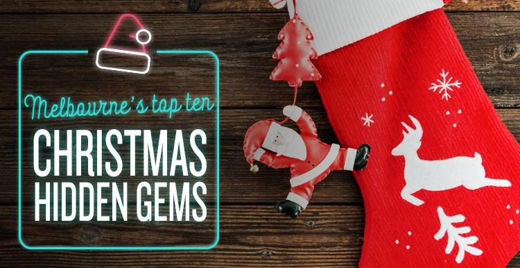 ChristmasHiddenGemsMelbourneV2