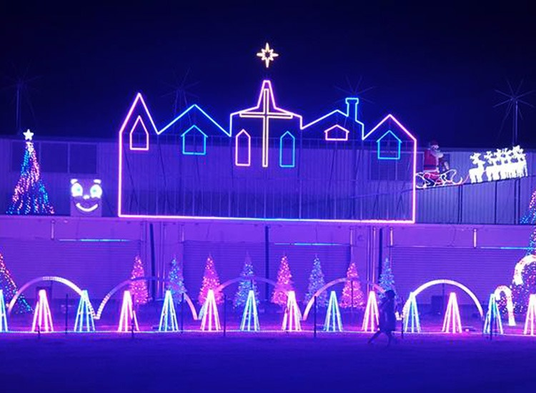 Picture credit: LMC Christmas Lights
