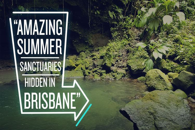 Top 5 Brisbane Summer Spots 750