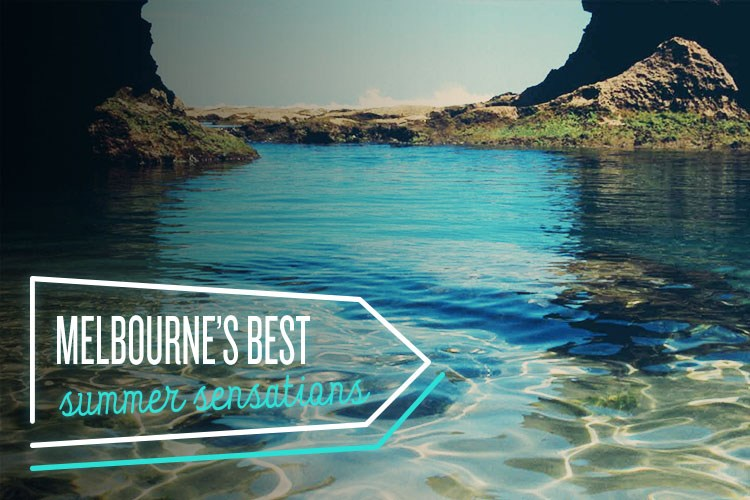 Top 5 Melbourne Summer Spots 750