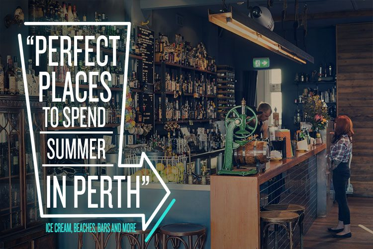 Top 5 Perth Summer Spots 750
