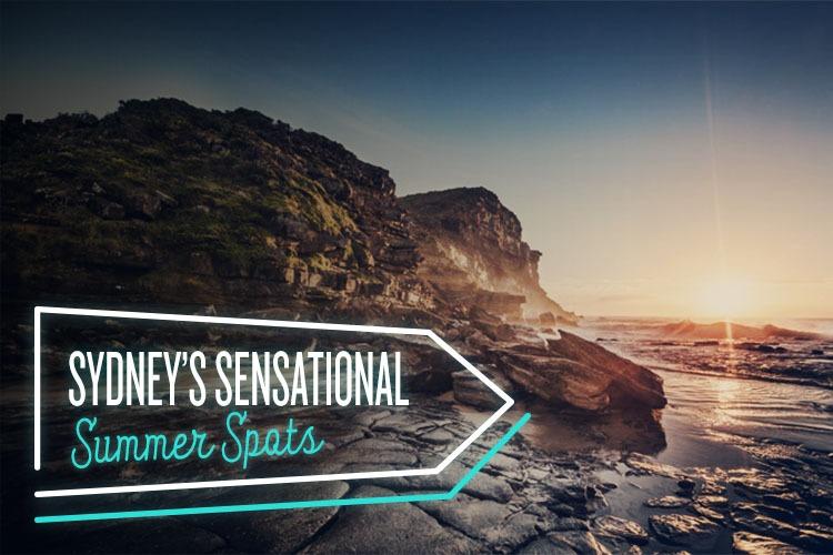 Top 5 Sydney Summer Spots 750