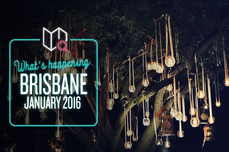 Whats Happening January 2016-Brisbane