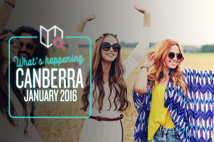 Whats Happening January 2016-Canberra