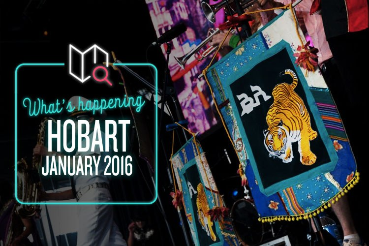 Whats Happening January 2016-Hobart
