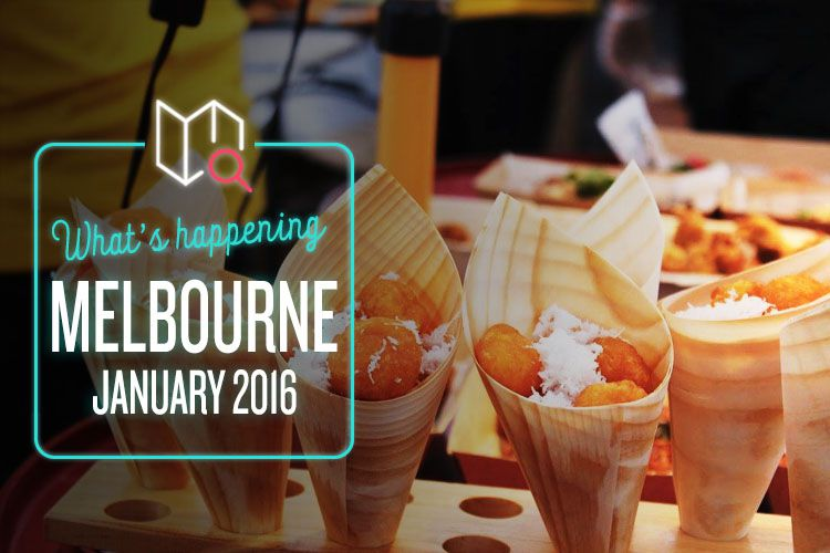 Whats Happening January 2016-Melbourne