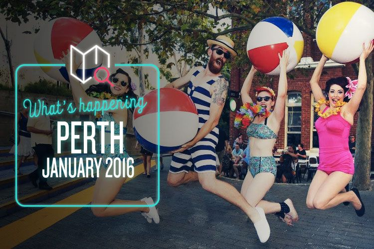 Whats Happening January 2016-Perth