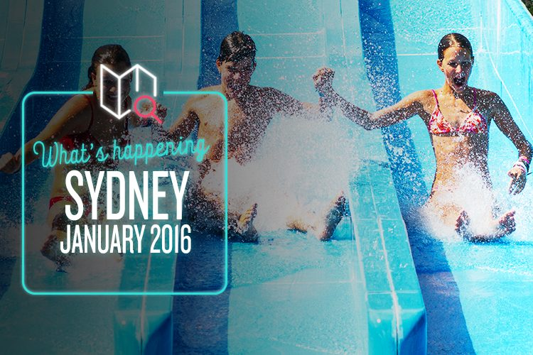 Whats Happening January 2016-Sydney-stock