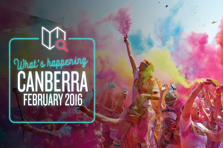 Whats Happening in Canberra February 2016