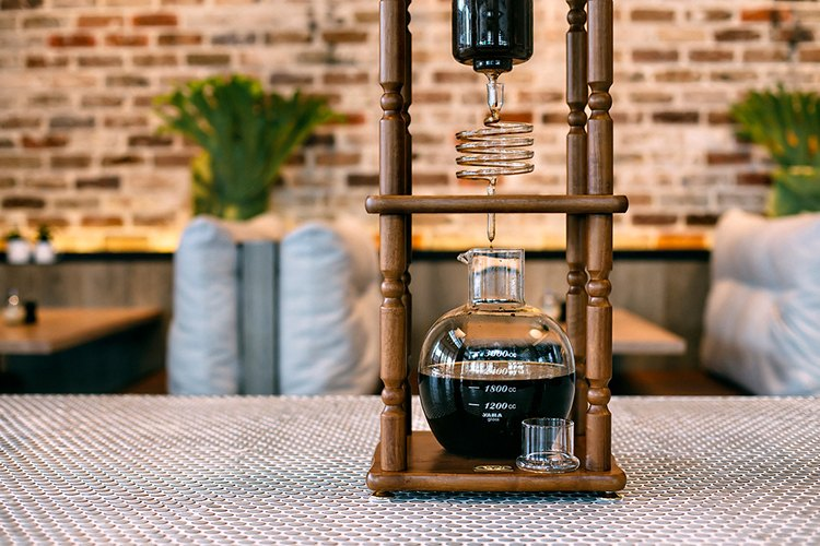 Barista & Cook - Cold Drip Coffee