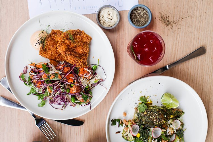 Barista & Cook - Southern Fried Chicken and Chargrilled Barramundi
