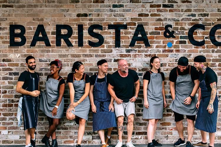 Barista & Cook - Team