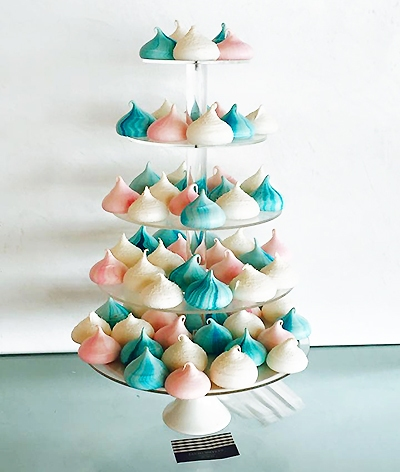 Lucid Sweets Meringue Stand