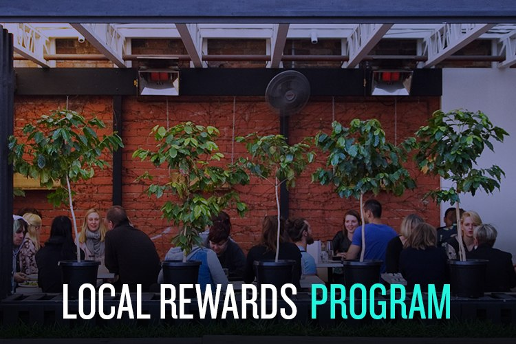 Local Rewards Program