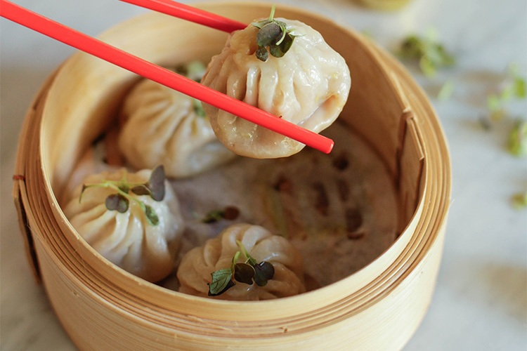Happiness Hours - Xiao Long Bao