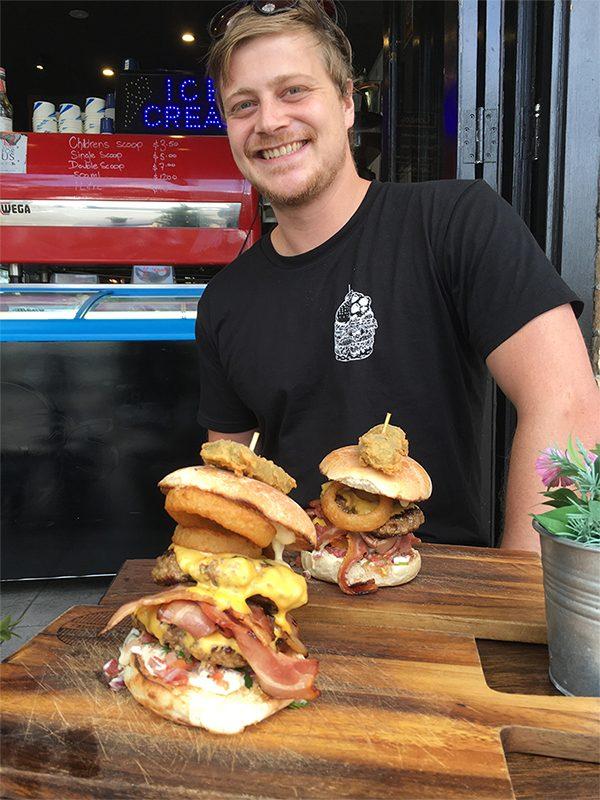 Hashtag Burgers - Ben Kagan