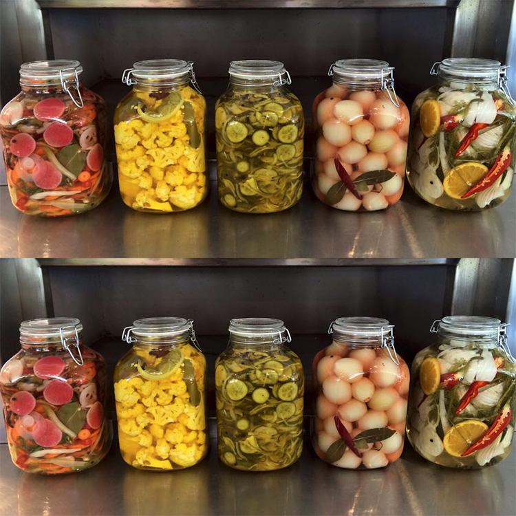 May Street Larder - Pickles