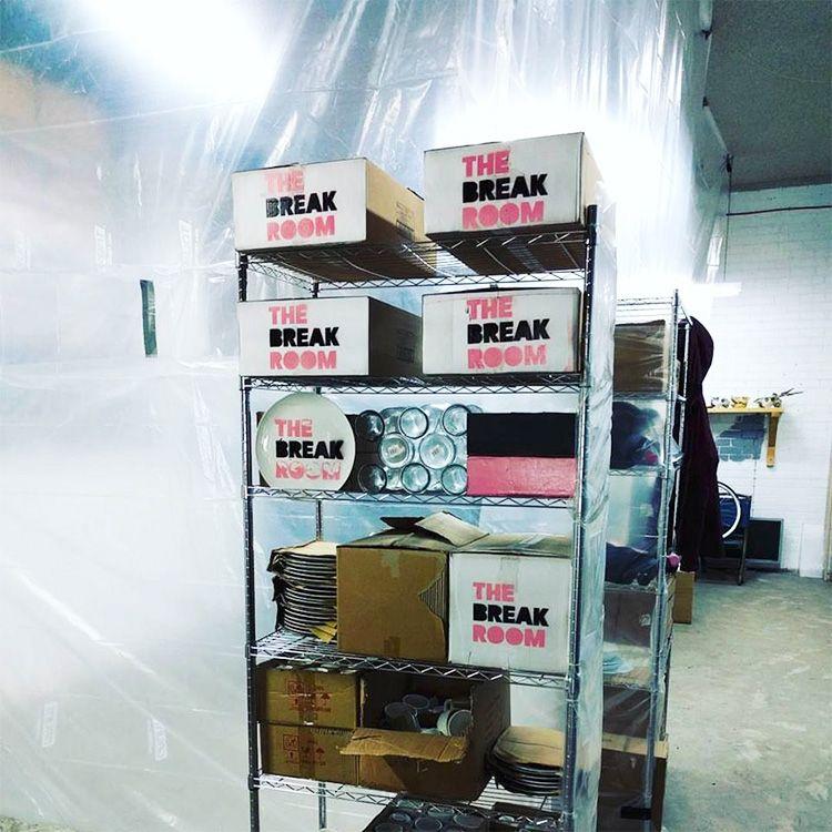 The Break Room - supplies