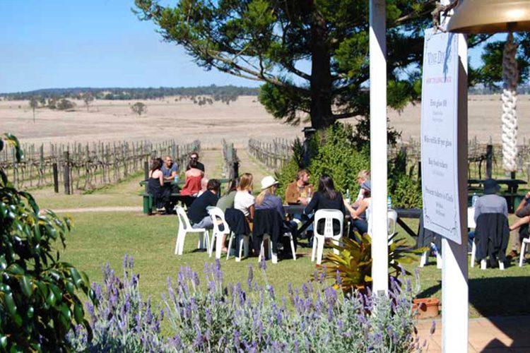 Image credit South Burnett Wine