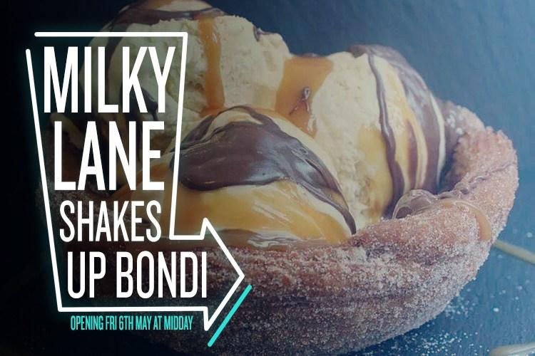 Milky Lane Bondi