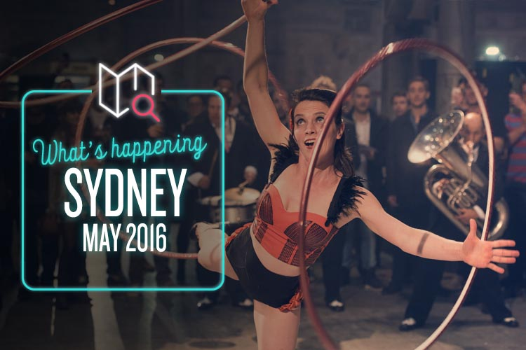 Whats Happening May 2016-Sydney