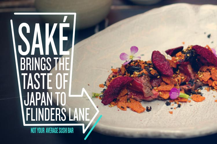 Sake Restaurant opens in Flinders Lane