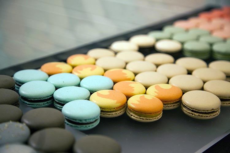 MADE - Macarons