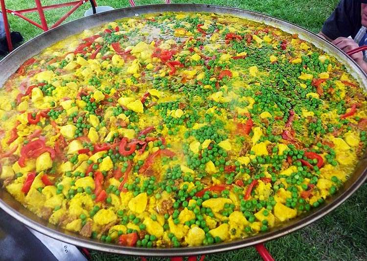 feed your face paella