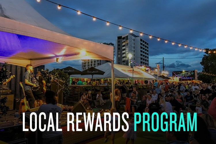 Brisbane Local Rewards