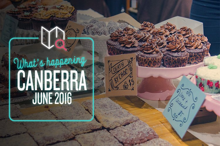 what's happening june canberra