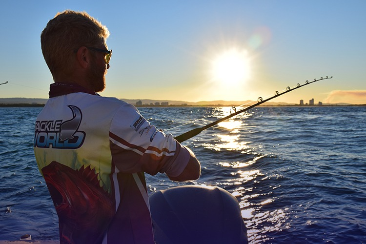 Behind the scenes with bk s gold coast fishing charters for Gold coast fishing charters