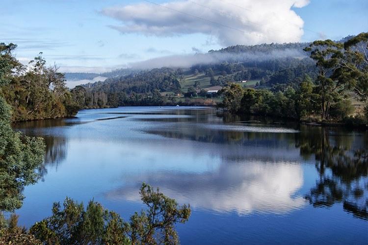 Image credit: Tas Gov: Huon Valley