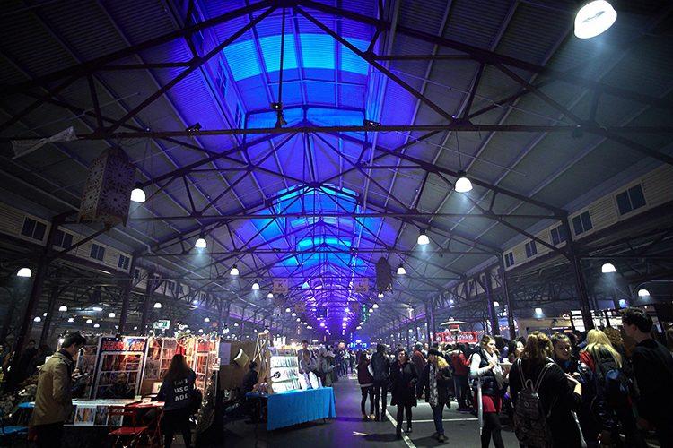 Image credit: Winter Night Markets
