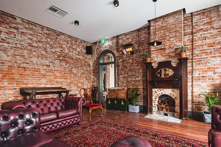 the guildford hotel decor
