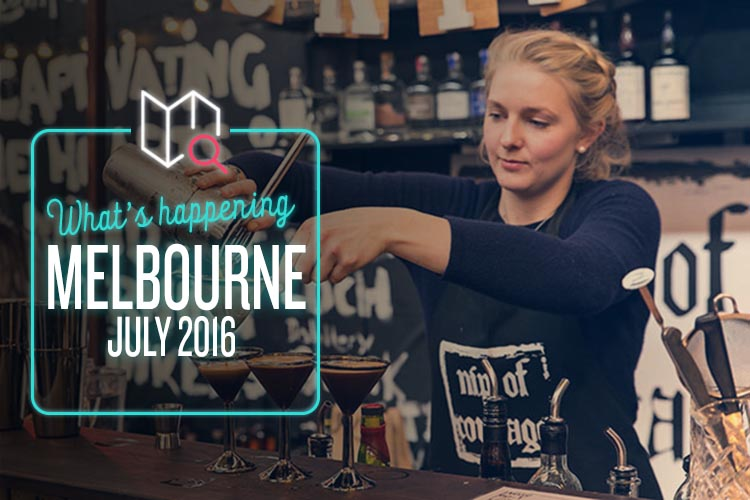 Whats Happening July 2016-Melbourne