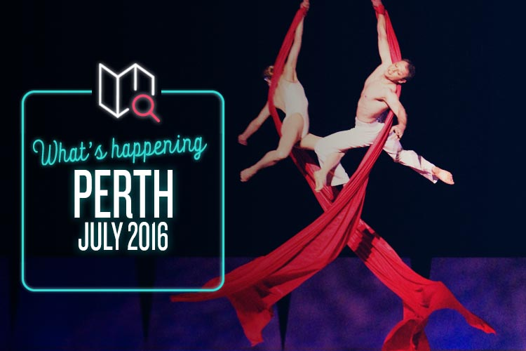 Whats Happening July 2016-Perth