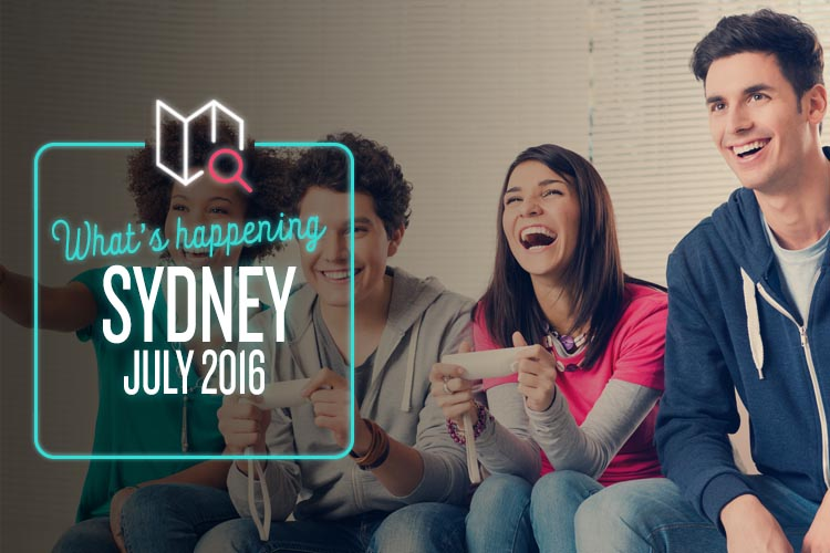 Whats Happening July 2016-Sydney