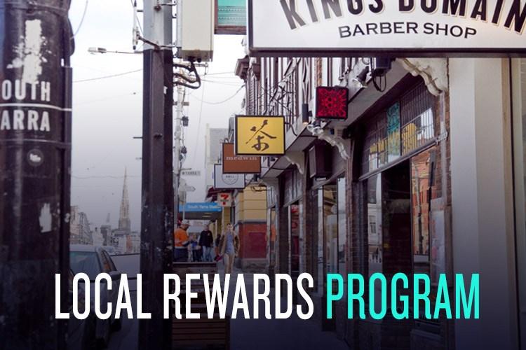 Melbourne Local Rewards