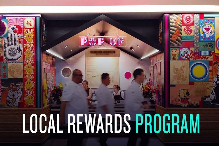 National Local Rewards