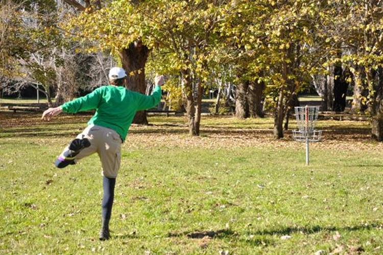 Image credit: Australian Disc Golf