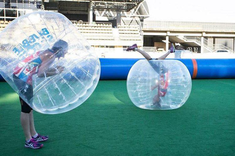 Image credit: Bubble Soccer